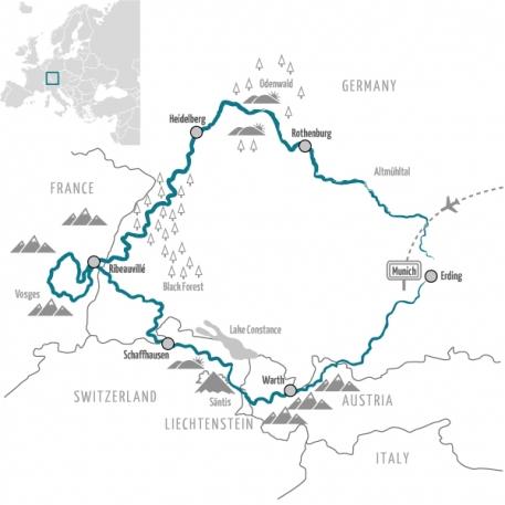 Best Of Europe Edelweiss Bike Travel - Best europe tours